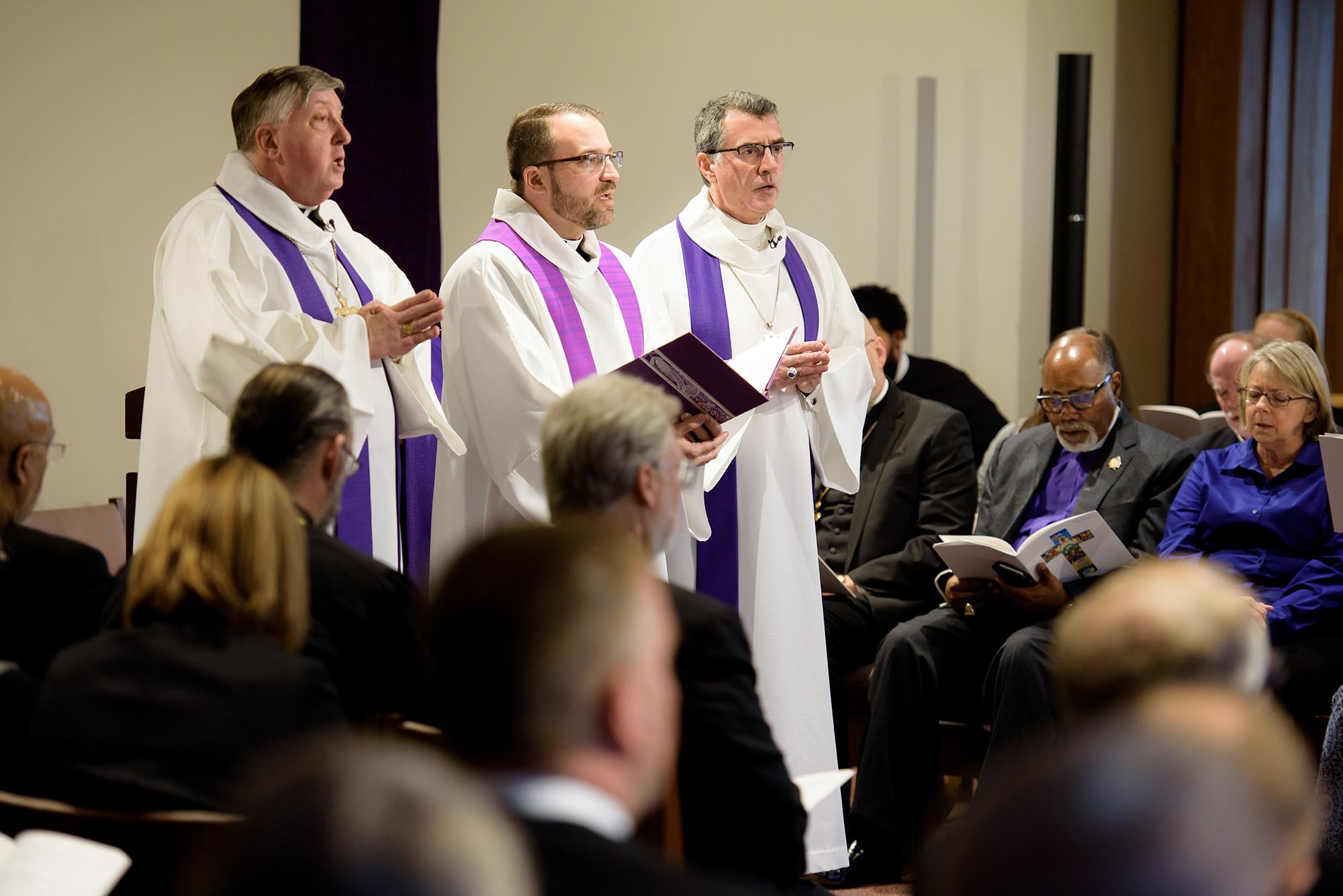 Lutheran-Catholic Service of Common Prayer